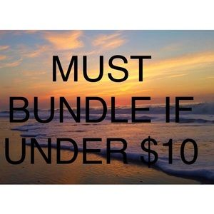 Other - Must bundle it $10 and under